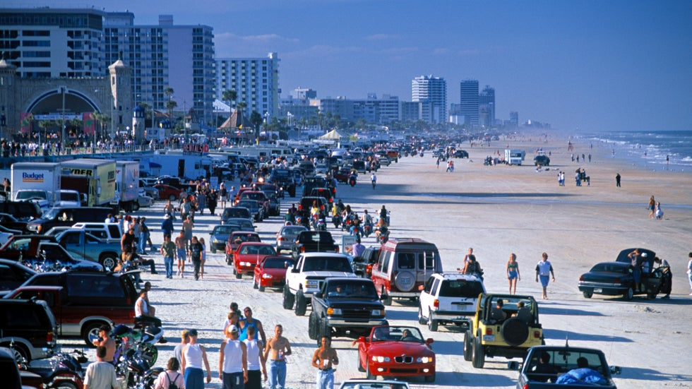 America's Most Crowded Beaches