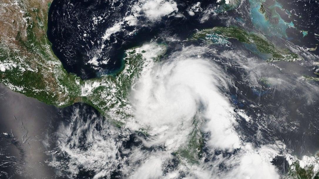 hurricane season forecast update  10 more named atlantic