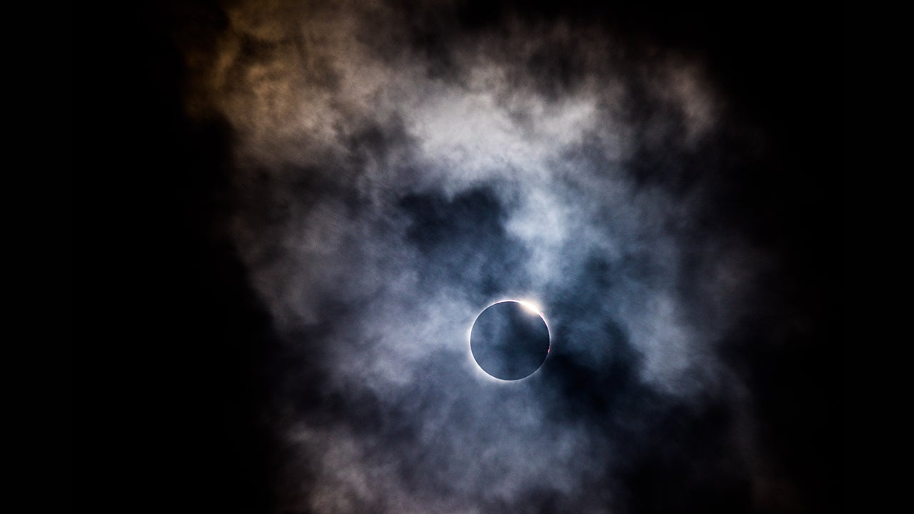 El gran eclipse solar 2017 de Estados Unidos (FOTOGRAFÍAS)
