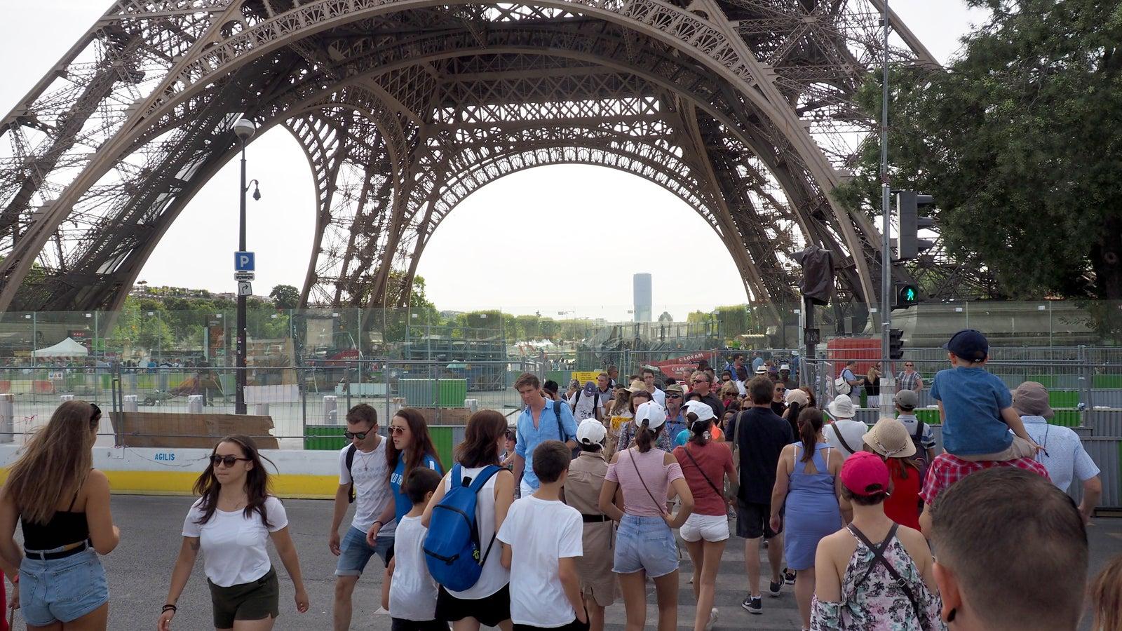 Zutritt verboten: Touristen-Hotspots in Europa lassen nicht mehr jeden rein