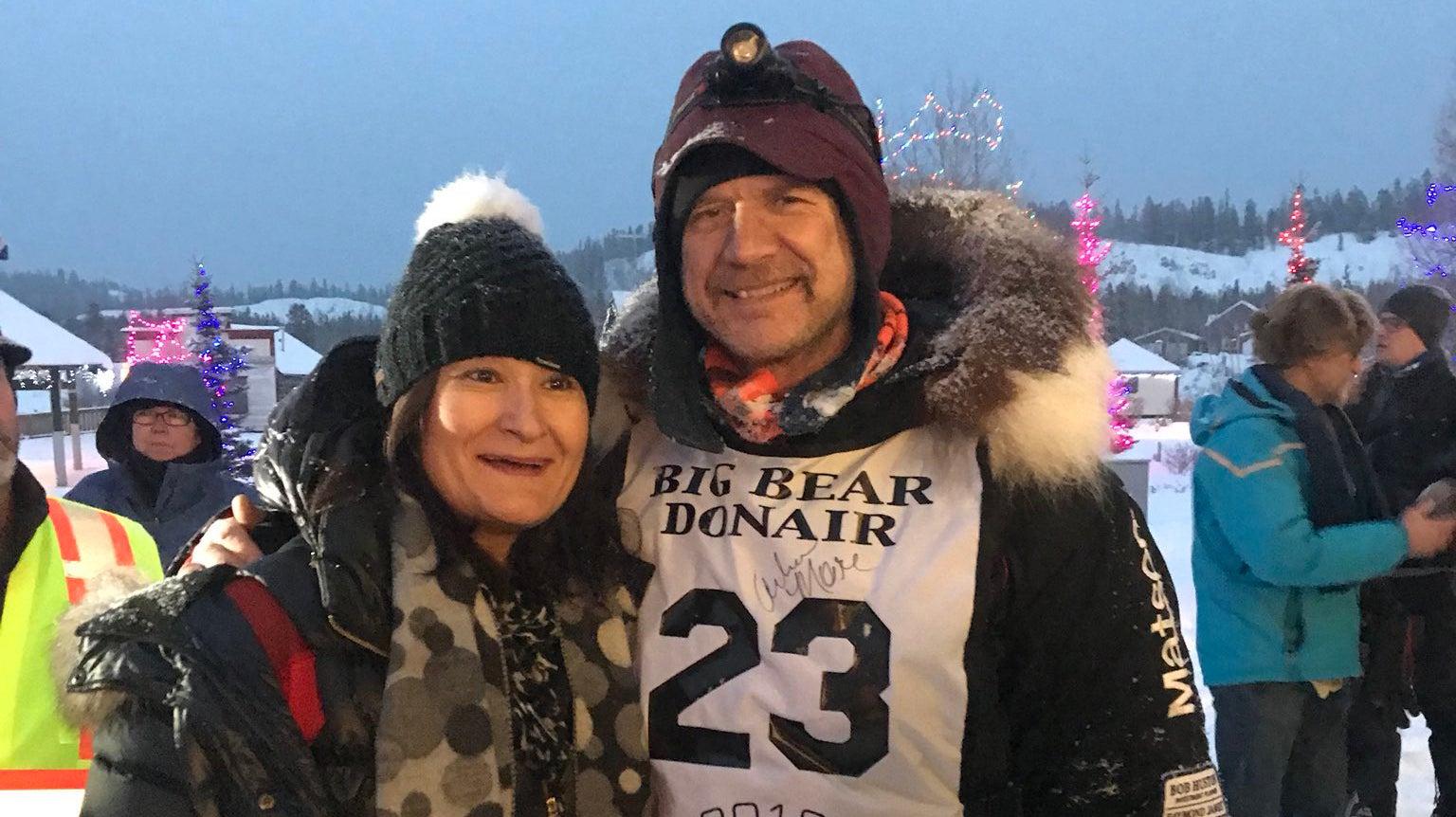 Allen Moore Wins Yukon Quest Dog Sled Race