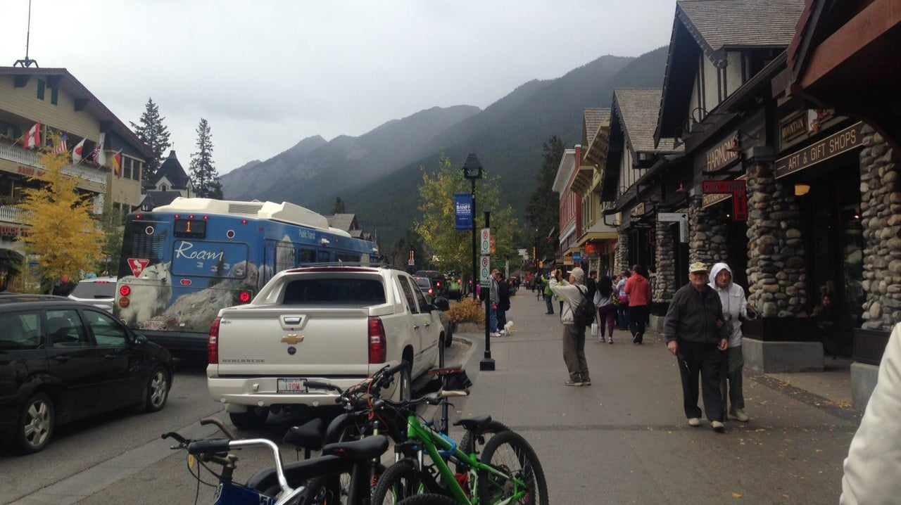 Measles Exposure in Banff