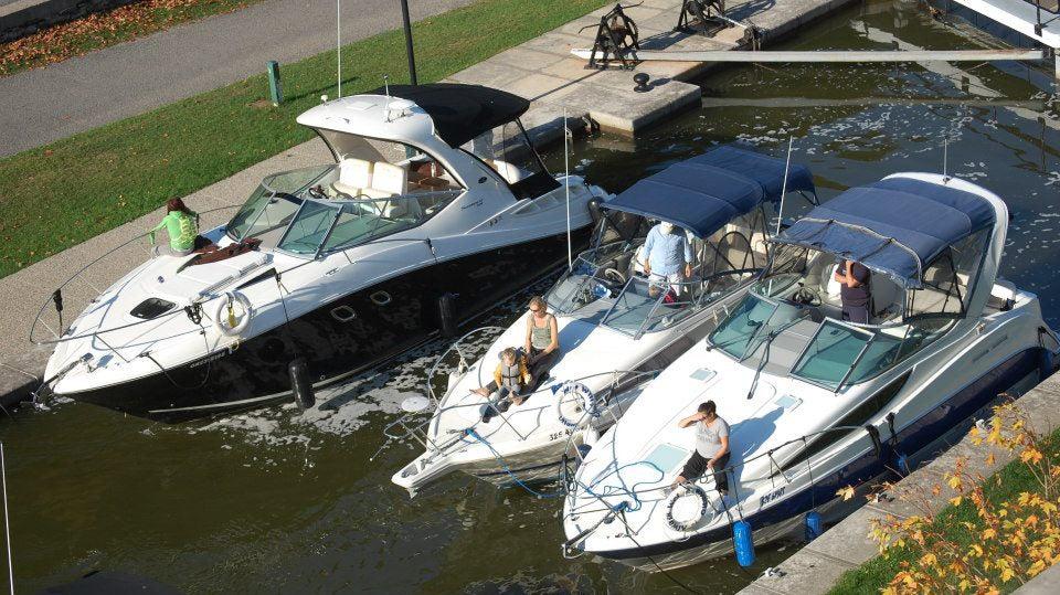 Weekend Adventure: Safe Boating Tips