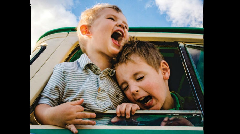 Ways to Make Road Trips Less Painful for Kids