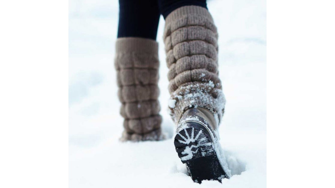 How to Get Salt Stains Off Your Winter Boots