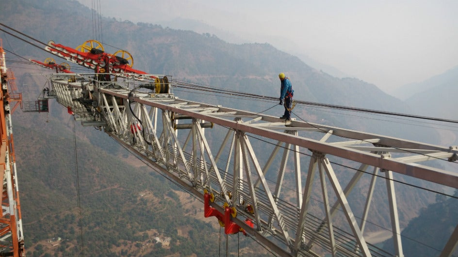 Rising Through Water, Rock And Ice, These Are India's Most Ambitious Engineering Projects