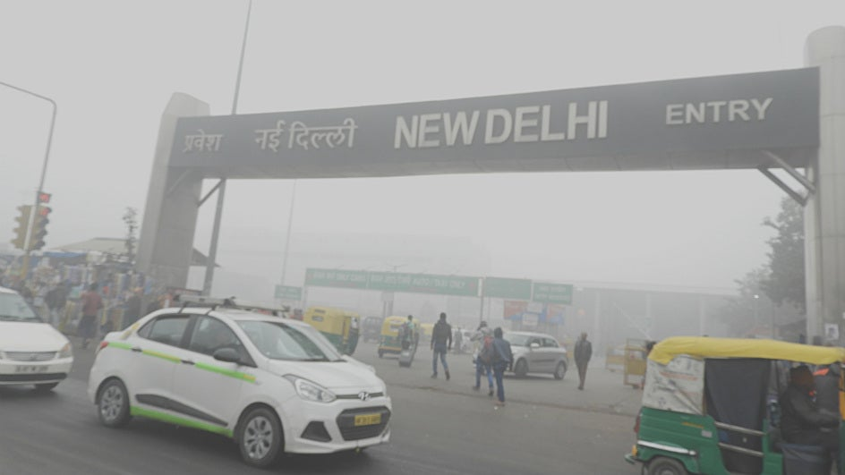 Strokes Due To Air Pollution On The Rise: Neurologists