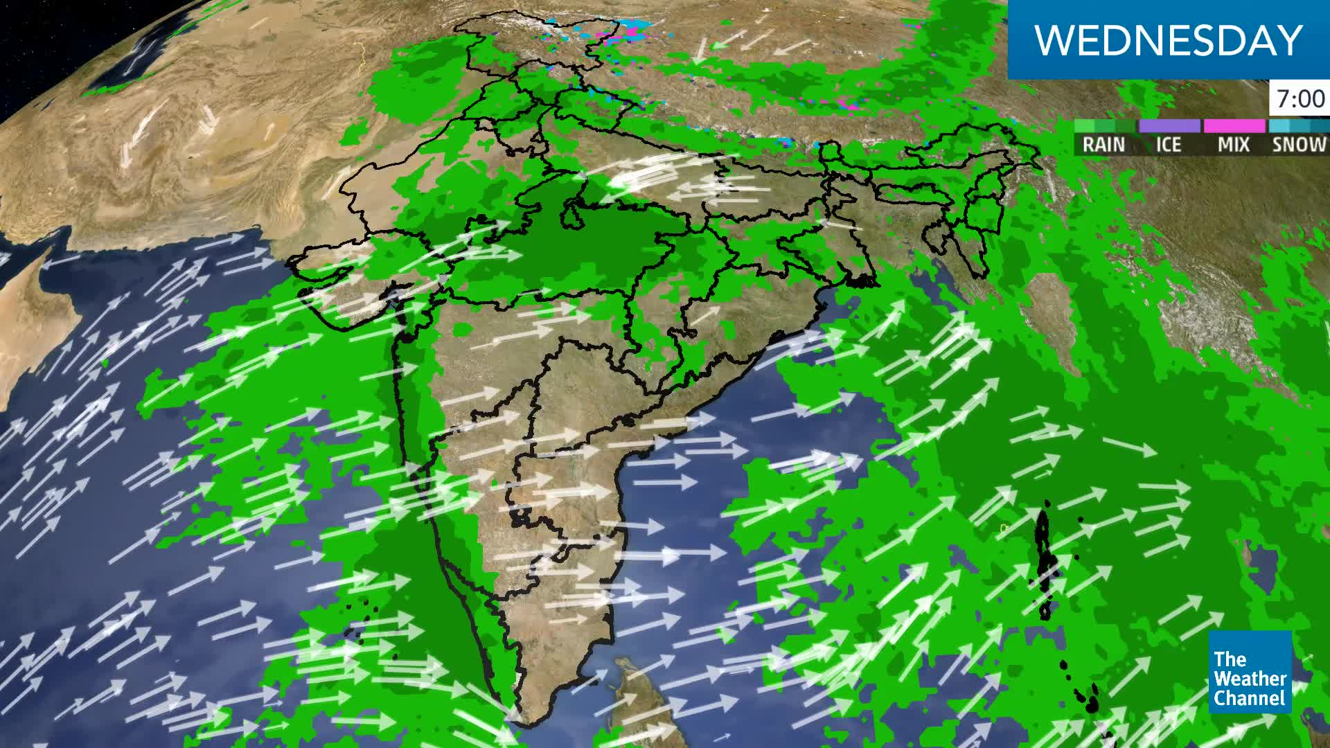 Another Bay of Bengal Low On The Cards
