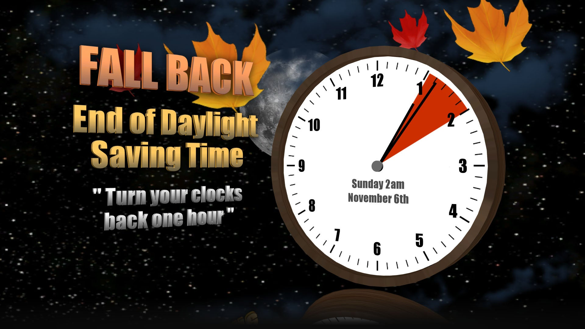 End Daylight Saving Time Jpg
