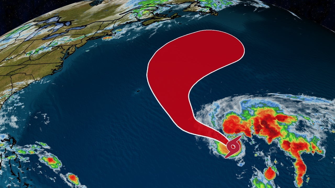 Epsilon Forecast to Pass East of Bermuda as a Hurricane Late This Week | The Weather Channel - Articles from The Weather Channel | weather.com