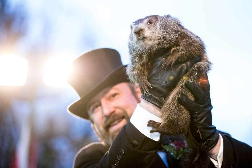 FOTOS: El Día de la Marmota