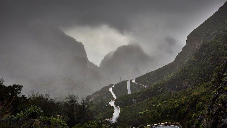Frentes de lluvia y nieve avanzan sobre la península