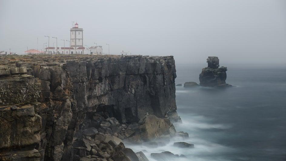 La vida microscópica de la niebla marina