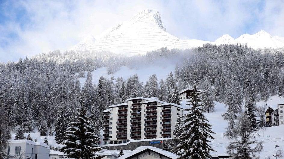 Las nieves eternas de Suiza también se derriten