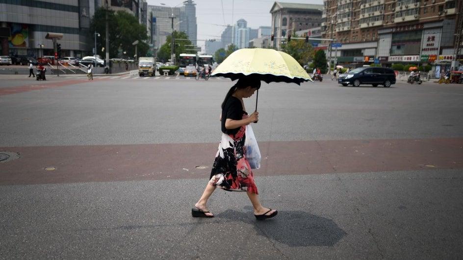 Desastroso mes de julio: 52ºC en California y diluvios en Japón