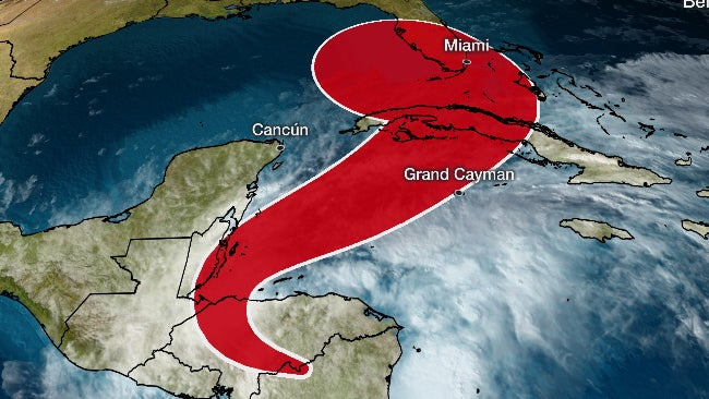 Eta Forecast to Approach South Florida This Weekend; Catastrophic Flood Threat Continues in Central America   The Weather Channel - Articles from The Weather Channel   weather.com
