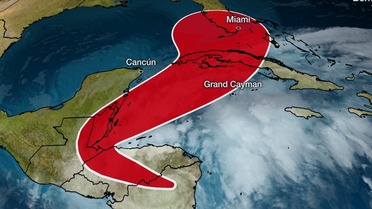 Eta to Approach South Florida This Weekend; Catastrophic Flood Threat Continues in Central America   The Weather Channel - Articles from The Weather Channel   weather.com