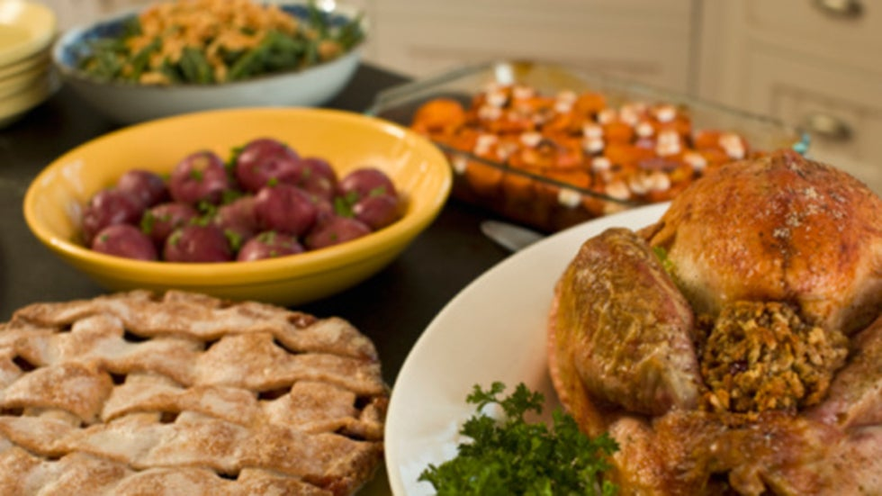 Thanksgiving Superfoods with Weight-Loss Benefits