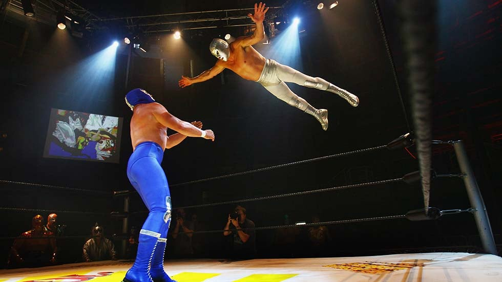 The Outrageous World of Lucha Libre (PHOTOS)