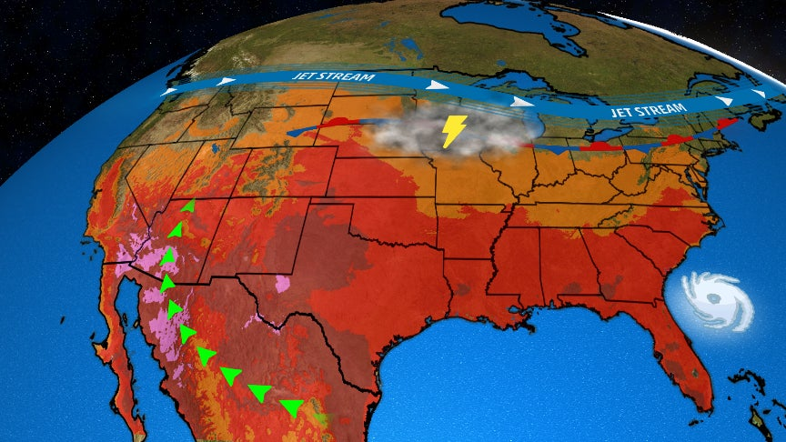 We're in the Prime Time of Year For Flash Flooding in the U.S.