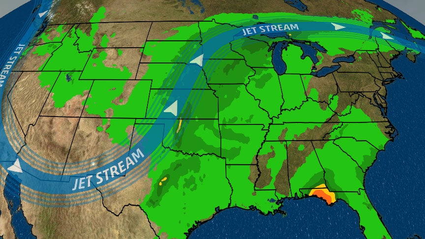 Heavy Rain Will Continue to Bring Threat of Flash Flooding, River Flooding to Plains, Upper Midwest Through Midweek