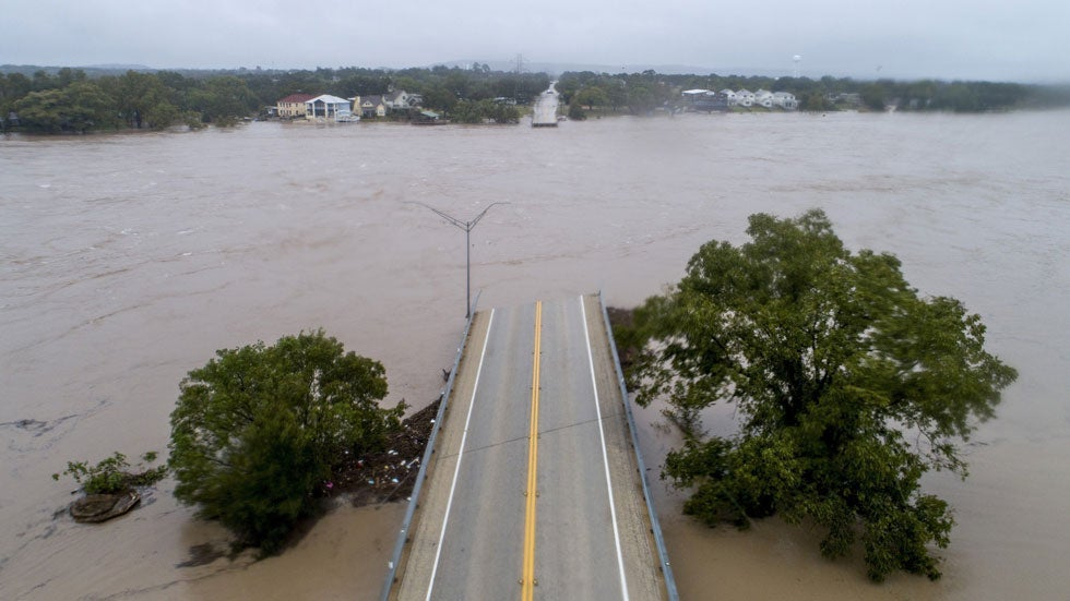 Texas Flooding Kills 2; Bus Driver Arrested for Endangering a Child