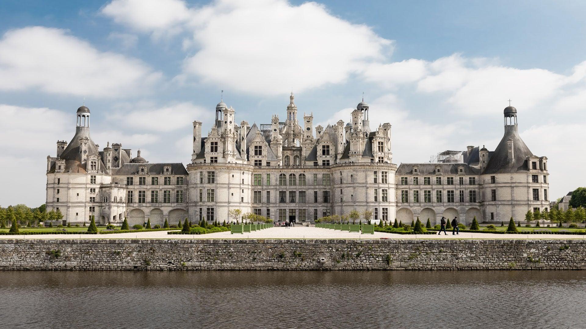 Découvrez l'emblématique château de Chambord, qui fête cette année ses 499 ans