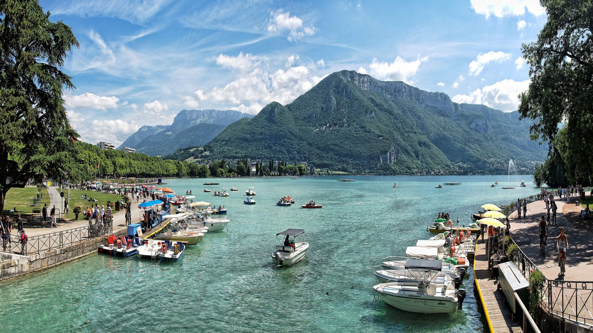 Découvrez les plus beaux lacs des Alpes