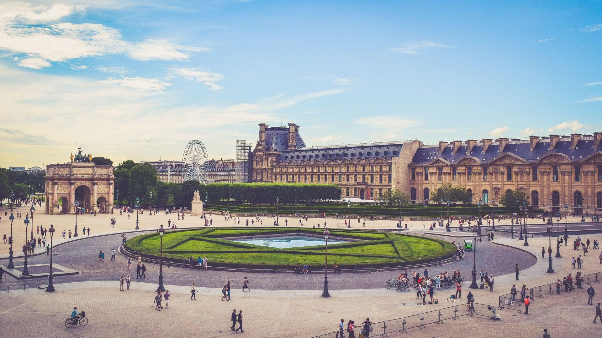 Paris : Itinéraire pour visiter la capitale en famille