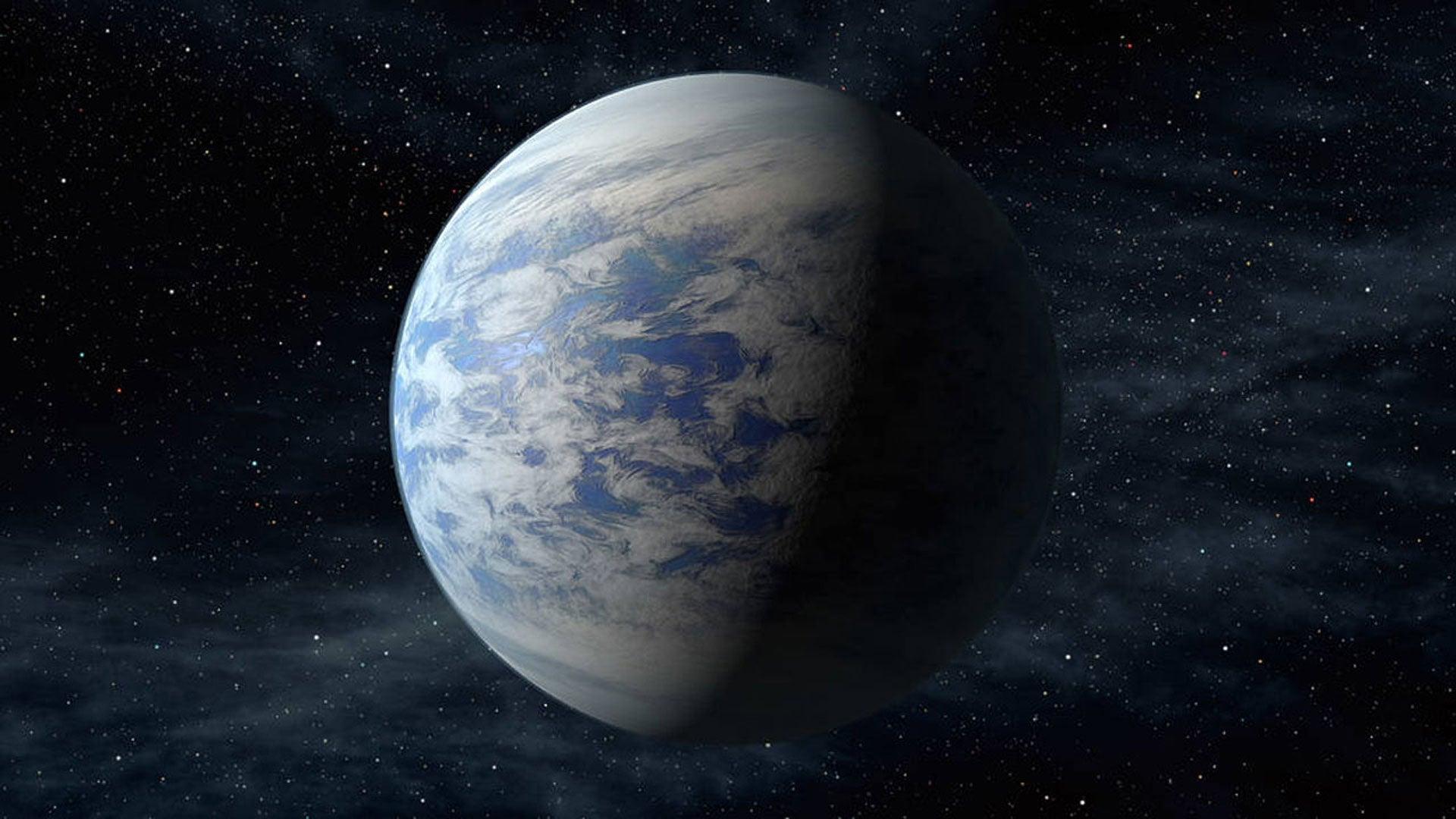 PHOTOS Ces planètes sur lesquelles l'Homme pourrait vivre