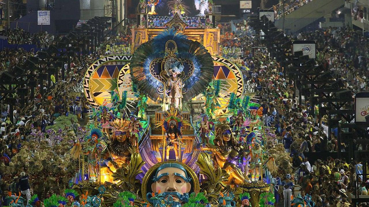 PHOTOS Les plus beaux carnavals du monde