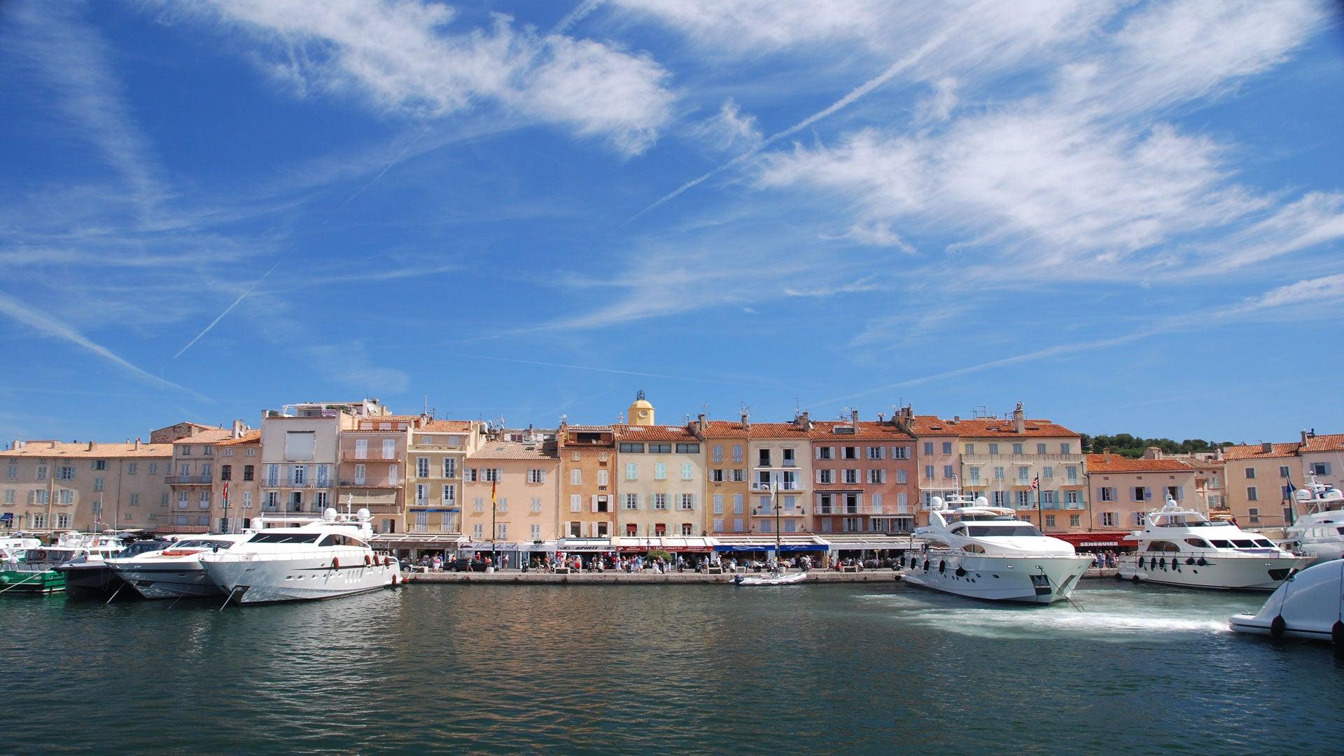 À la découverte de l'iconique Saint-Tropez