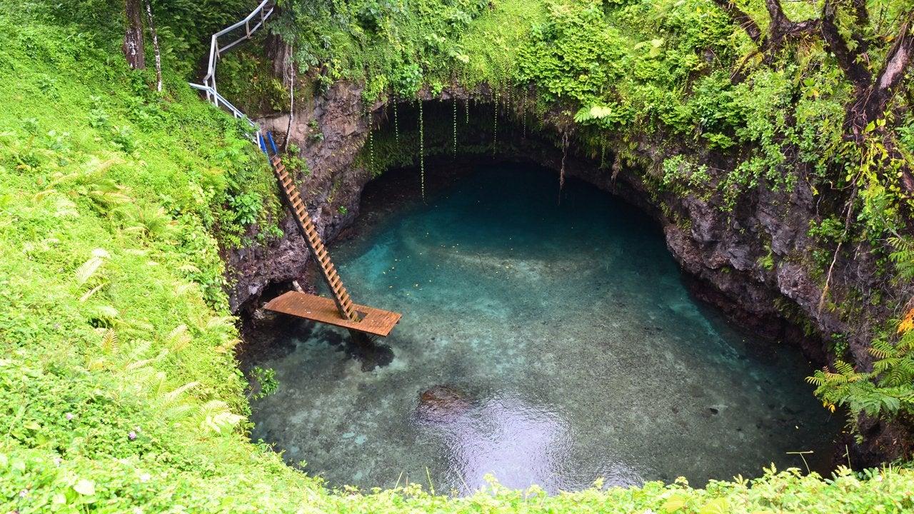 PHOTOS Les plus belles piscines naturelles du monde