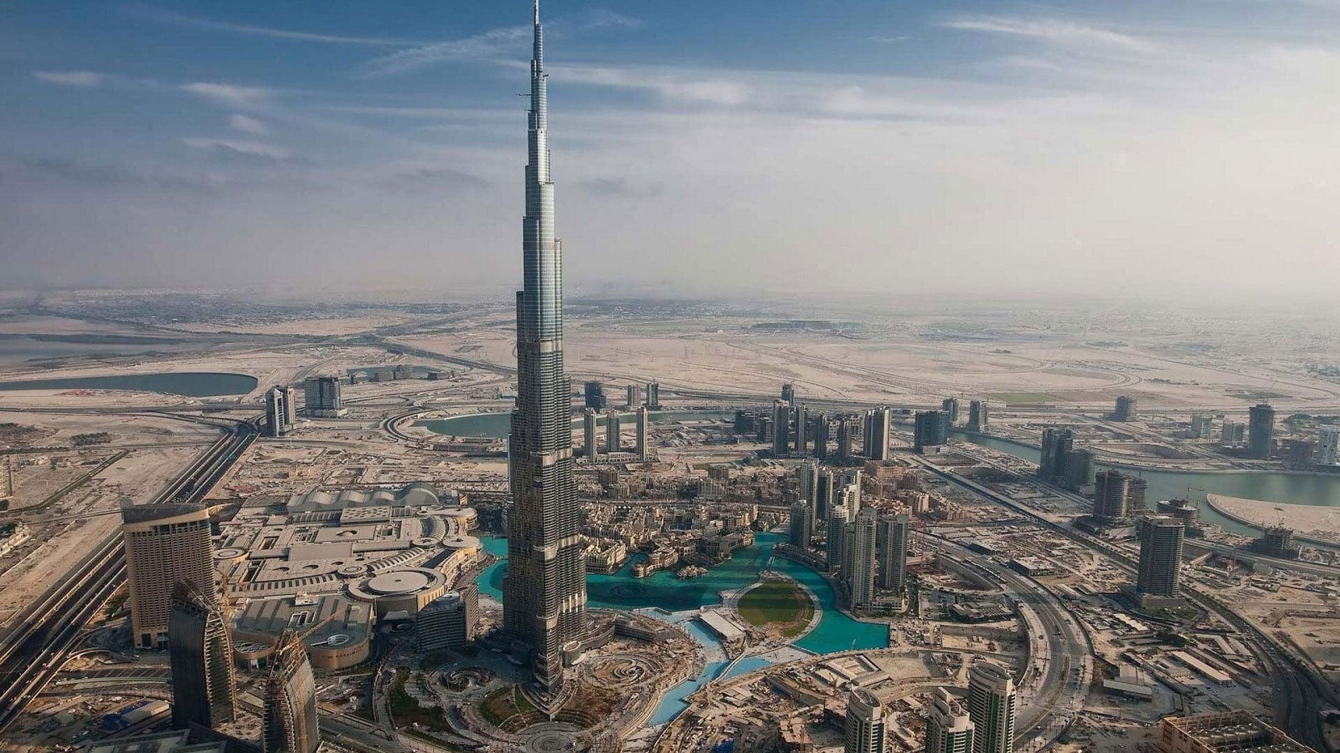 PHOTOS Les 10 plus hautes tours du monde