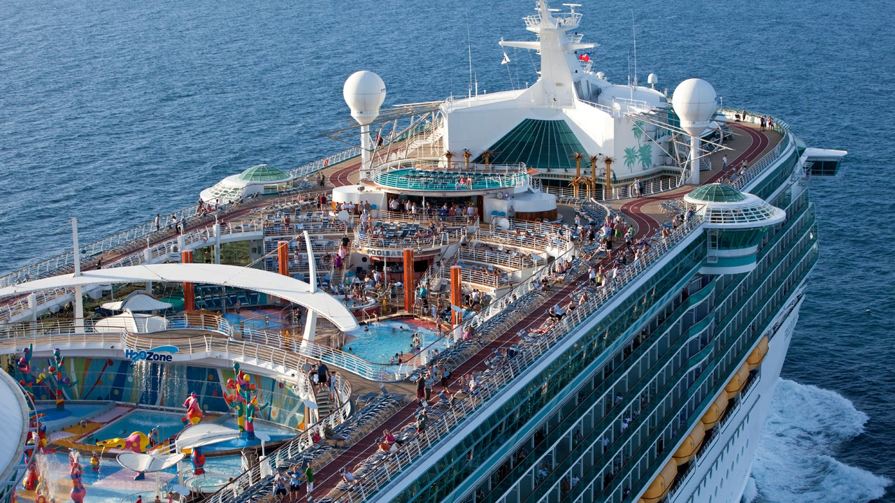 10 Largest Cruise Ships In The World Photos The