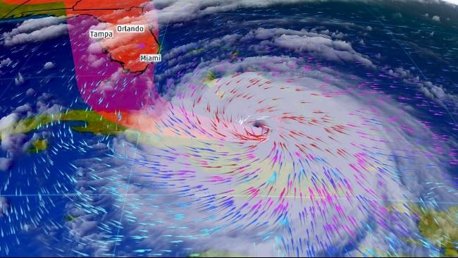hurricane irma u0026 39 s track forecast  here u0026 39 s what to expect in