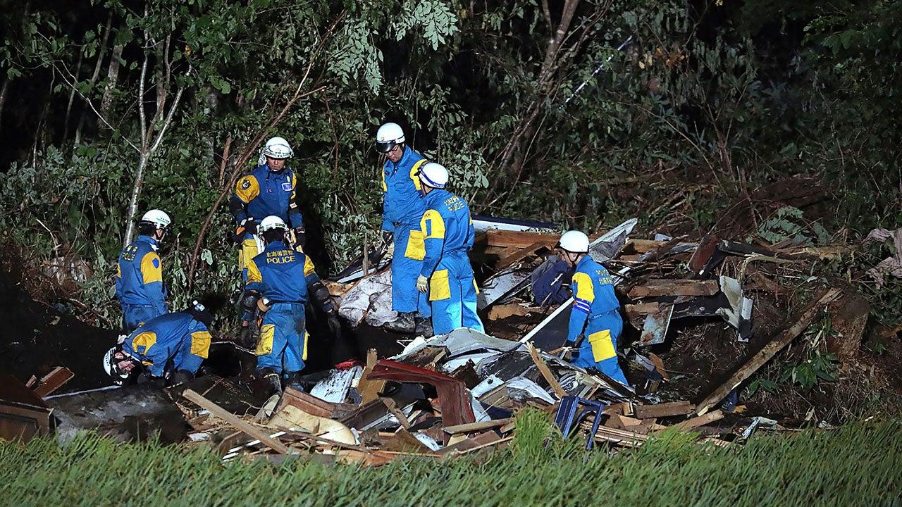 Japan Quake Kills 18 (PHOTOS)