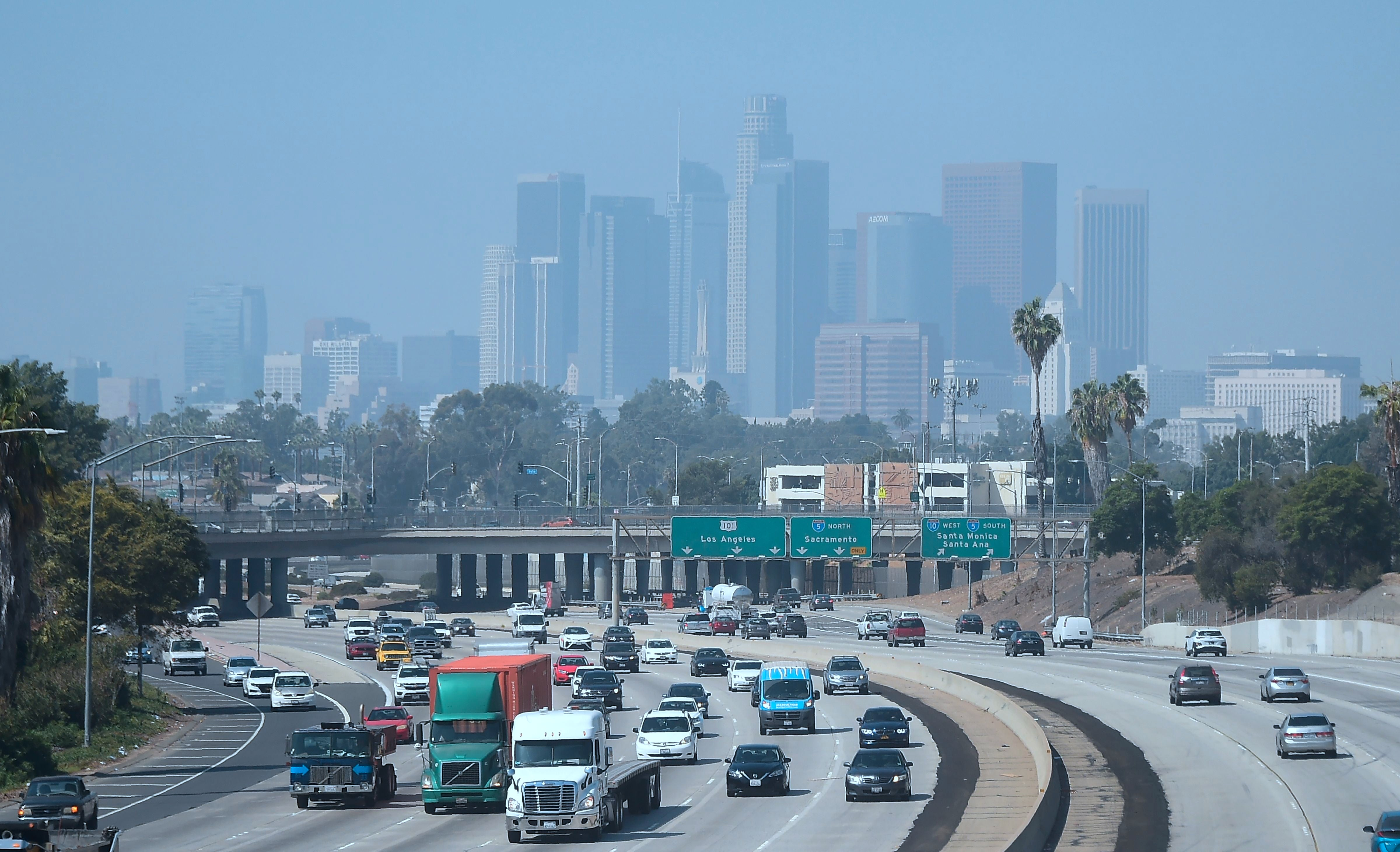 Los Angeles Just Set a New Record for Bad Air Quality