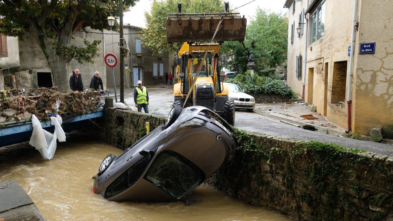 Southwest France Flash Floods Kill 14