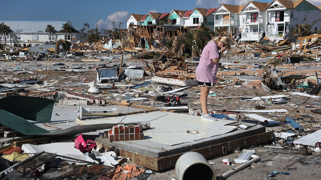 as hurricane michael death toll rises  hundreds still