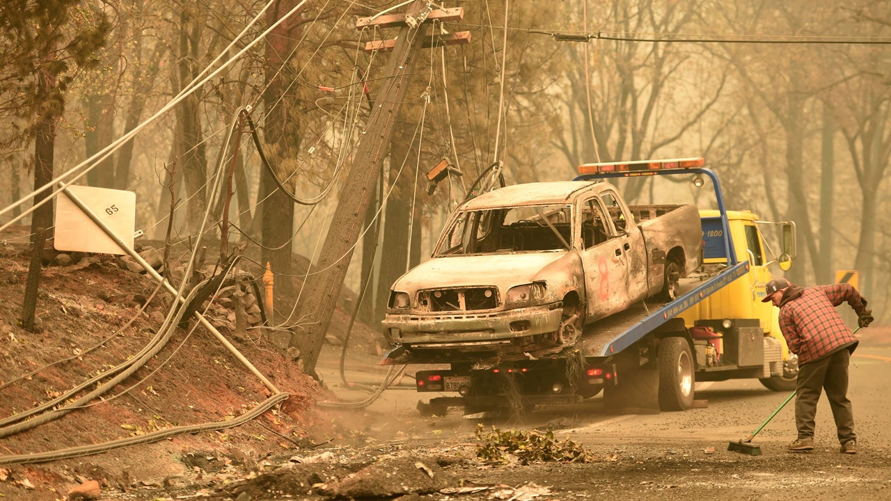 California Wildfires Death Toll Reaches 66: Statewide Public Health Emergency Declared as 631 Remain Missing in Camp Fire Destruction