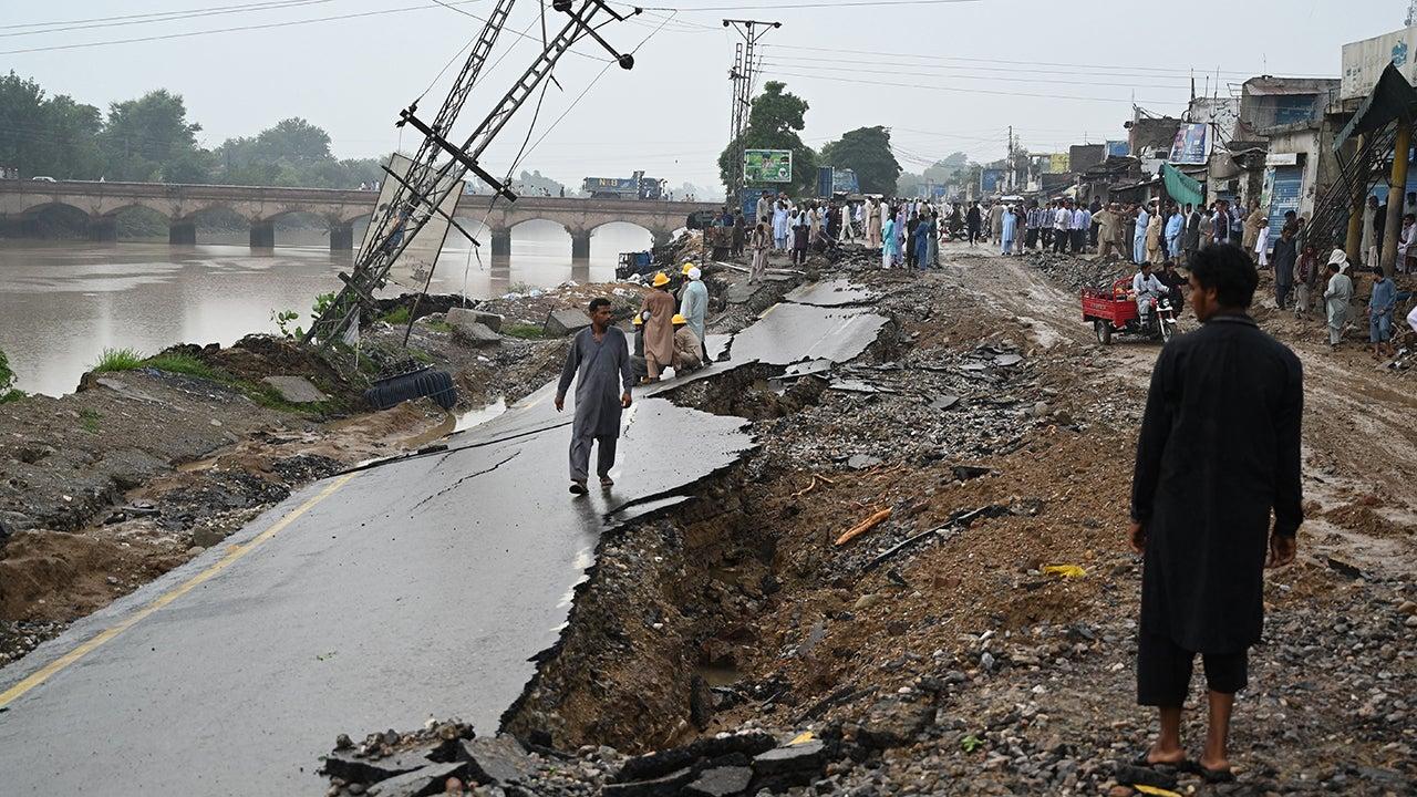 Photos of Pakistan's Deadly Earthquake
