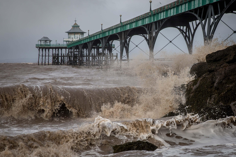 Treacherous driving, school closures and power cuts in Storm Jake's wake