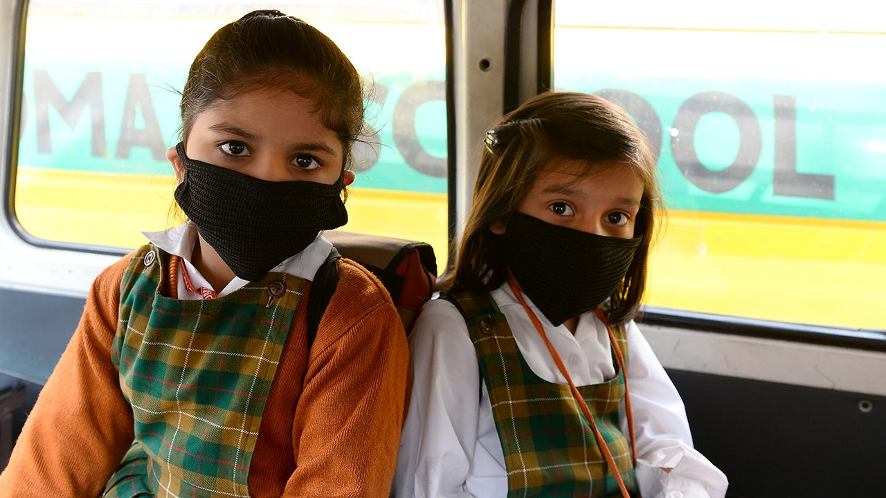 More than 90 Percent of World's Children Breathe Toxic Air, WHO Says