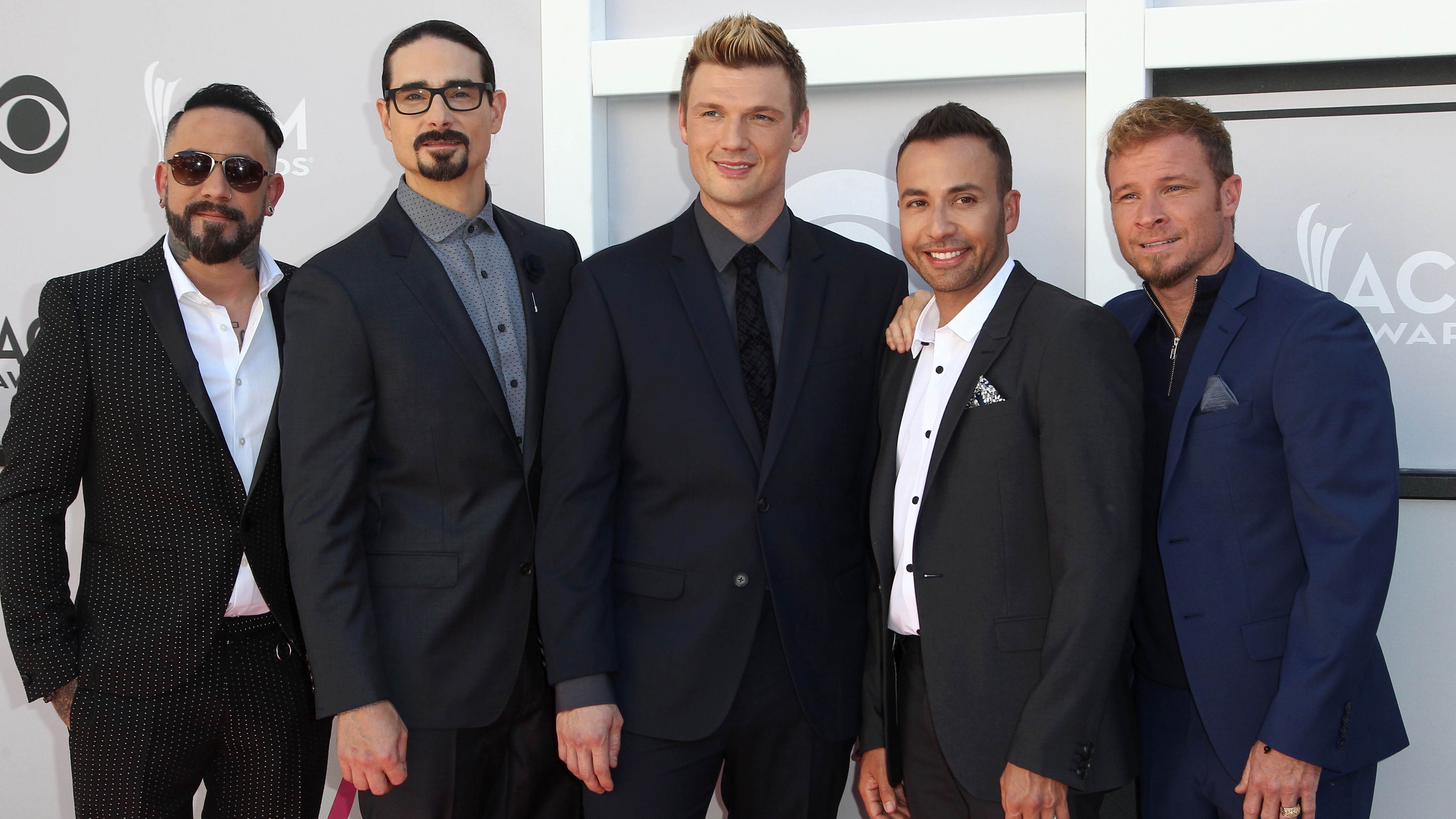 14 Fans Hurt at Backstreet Boys Concert When Storm Collapses Structure in Oklahoma