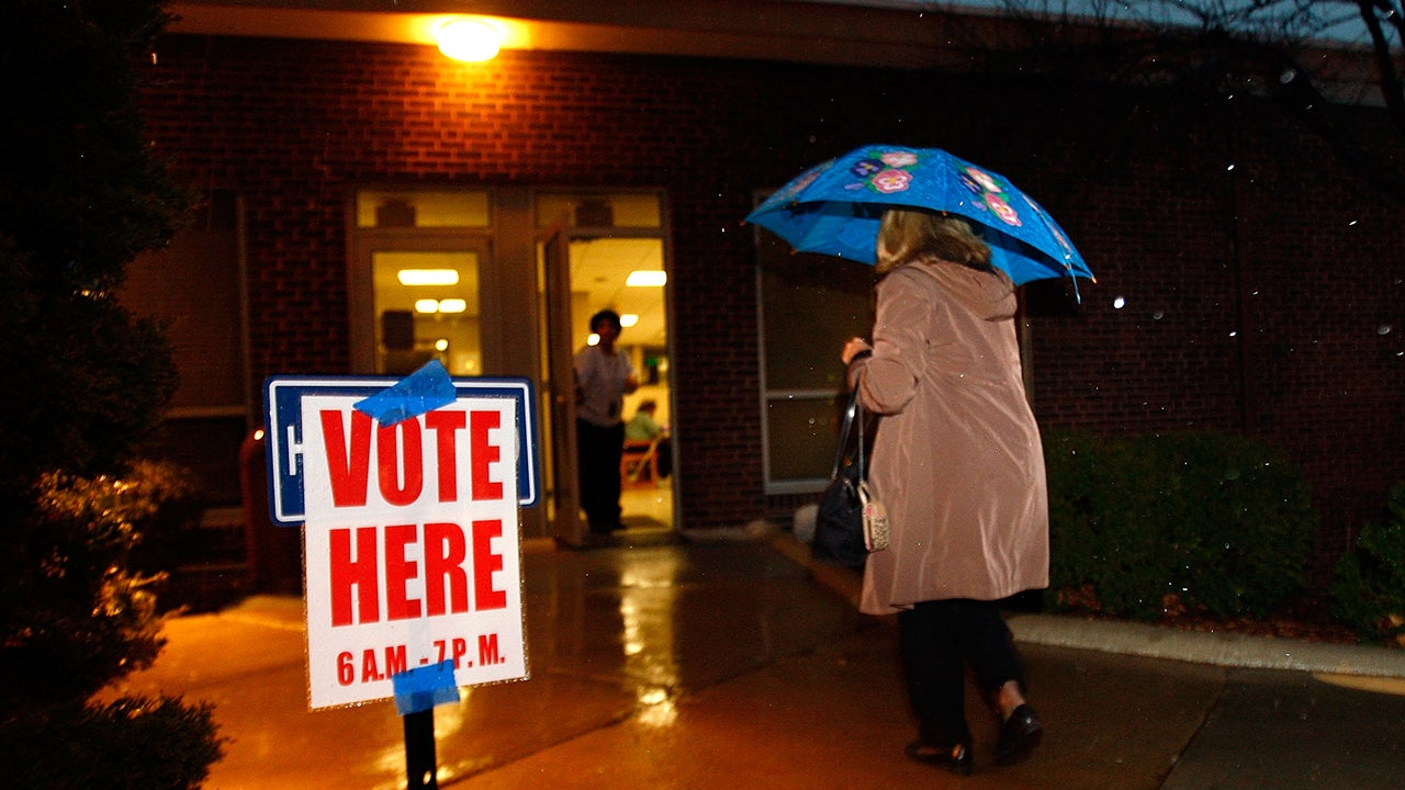 Here's Why Republicans Should Want a Rainy Election Day