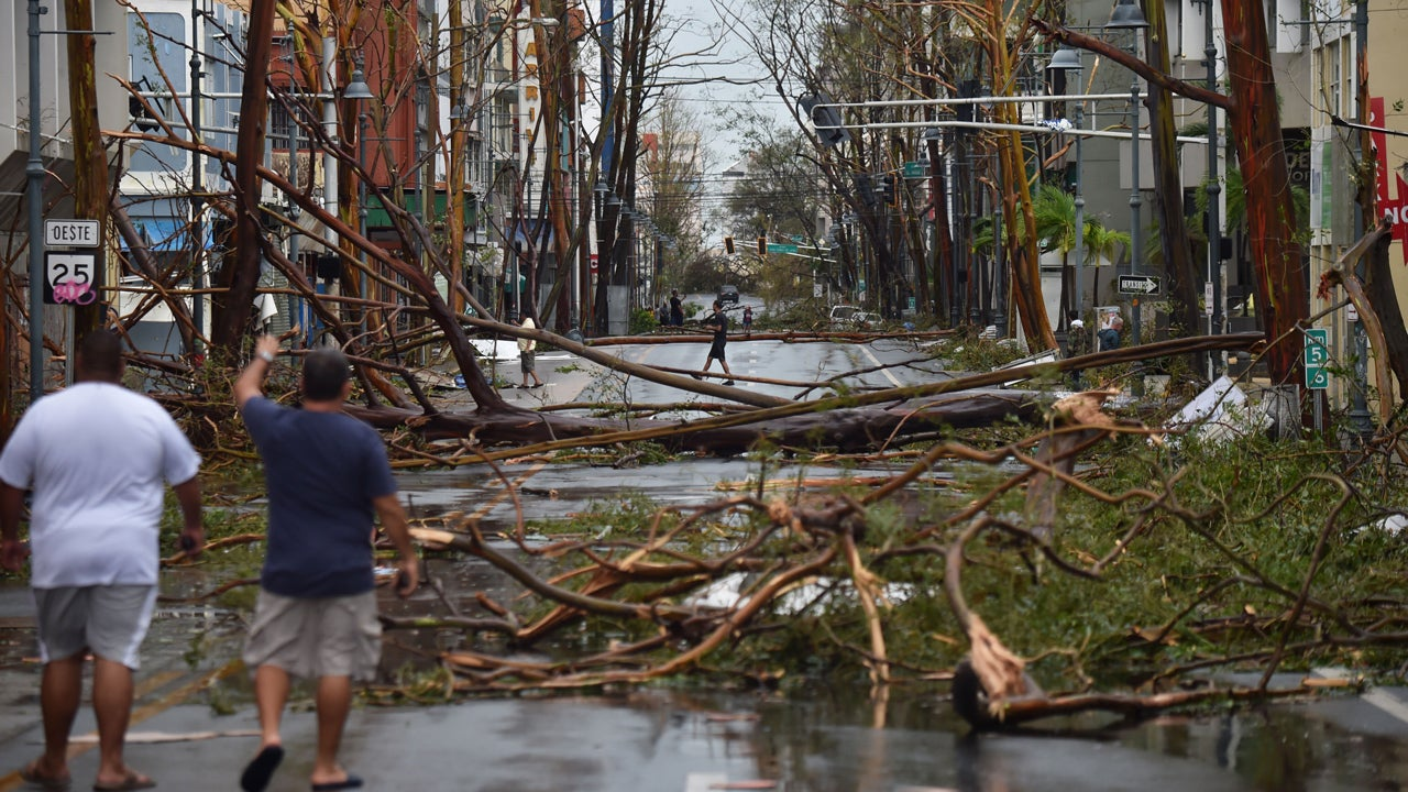Hurricane Maria Likely Killed at Least 1,100 in Puerto Rico, Study Says
