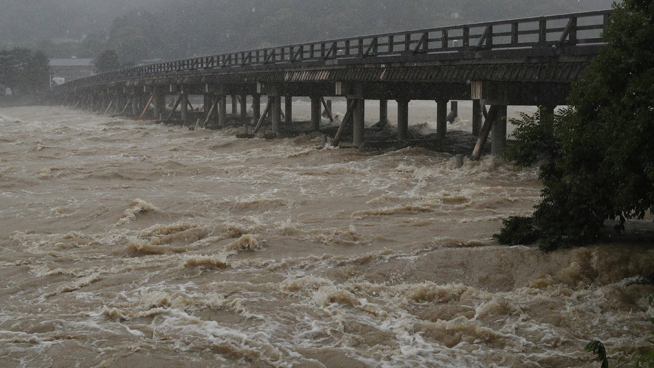 Japan Flooding Forces More Than 1 Million to Flee; 4 Killed