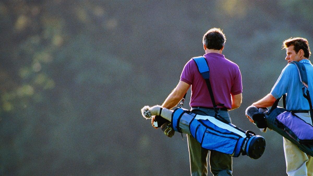 Scenic Golf Course Views