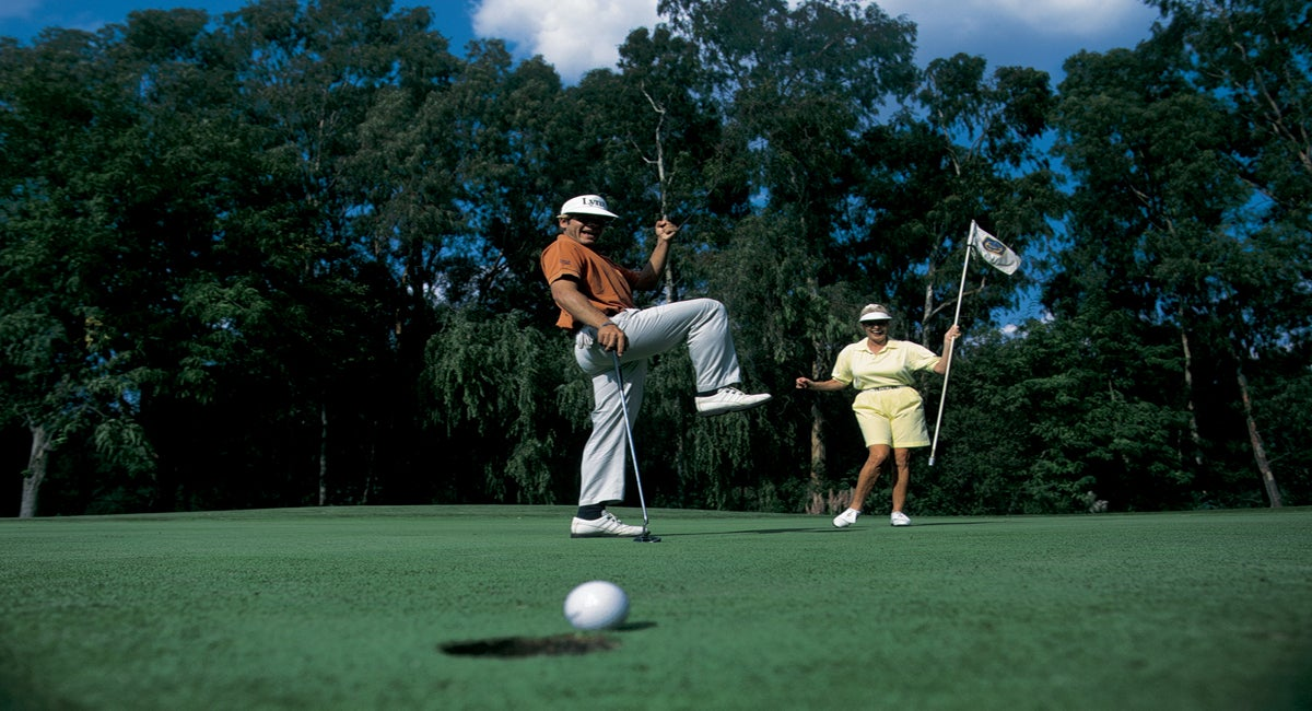 Golf Tips: Short-Game Myths